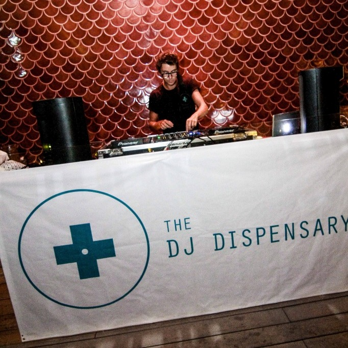 THE DJ DISPENSARY LAUNCH, SINGAPORE