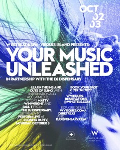 Your Music Unleashed DJ Retreat R